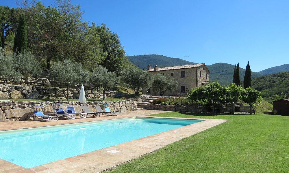 Country Housein , MontecchIo, TernI, UmbrIa, Italy