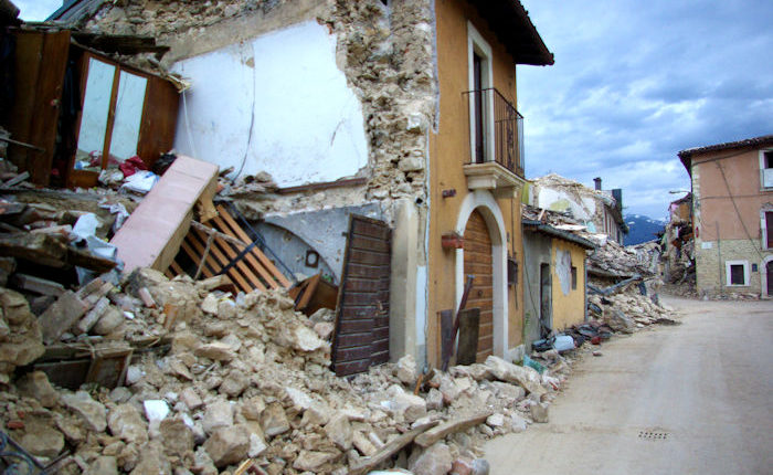 Earthquakes and how to deal with them