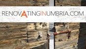 Renovating in Umbria renovates and builds homes and companies.