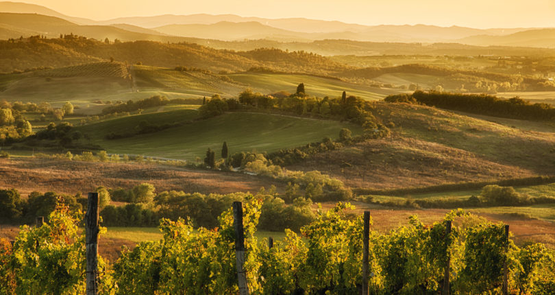 Tuscany admits real estate is overrated!